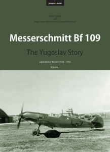 Messerschmitt Bf 109 The Yugoslav Story cover page